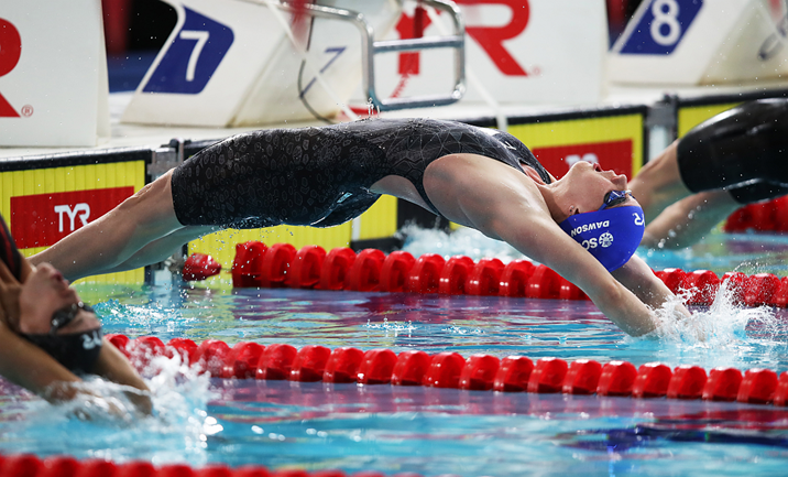 Lockdown and locked out but Scots swimmers find ways to keep going