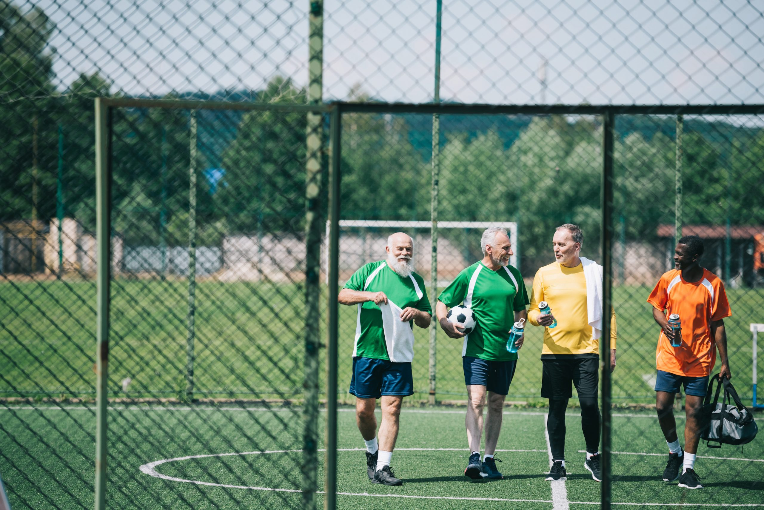 Opportunity for sport to help older people not being grasped